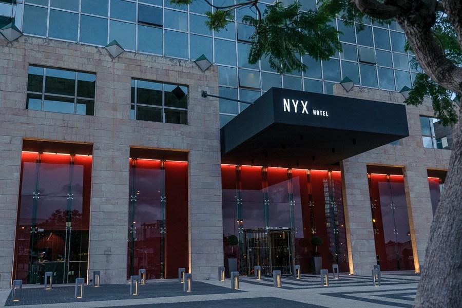 חופשה במלון NYX  תל אביב אילת ב -30% הנחה!